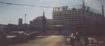 "M-1 train to Penn Station passes Sunnyside Yard ""A"""