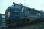 Bangor and Aroostook Railroad EMD F3A No. 44