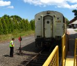 Maine Eastern FL9 #488 Changes Track