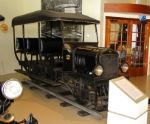 Narrow Gauge 1925 Ford Track Inspection Car
