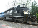 Norfolk Southern SD40-2 3389