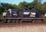NS 1452 in new paint