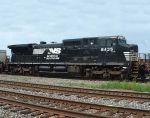 NS 8435 in new paint