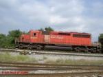 CP Rail SD40-2 #6039