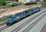 Rare Conrail trio (NS #G61)