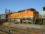 BNSF CW40-8 #818