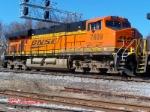 BNSF CW44AC #7609