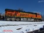 BNSF ES44DC #7763