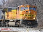 BNSF SD70MAC #8825