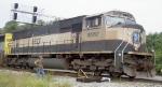 BNSF SD70MAC #9527