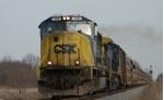 K 592 - Alaskan Pipeline Train-