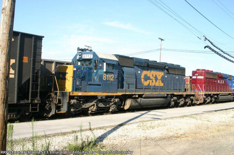 CSX 8112