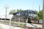 NS 7511 on TCS train