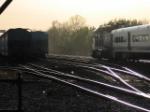 Shimmering rails