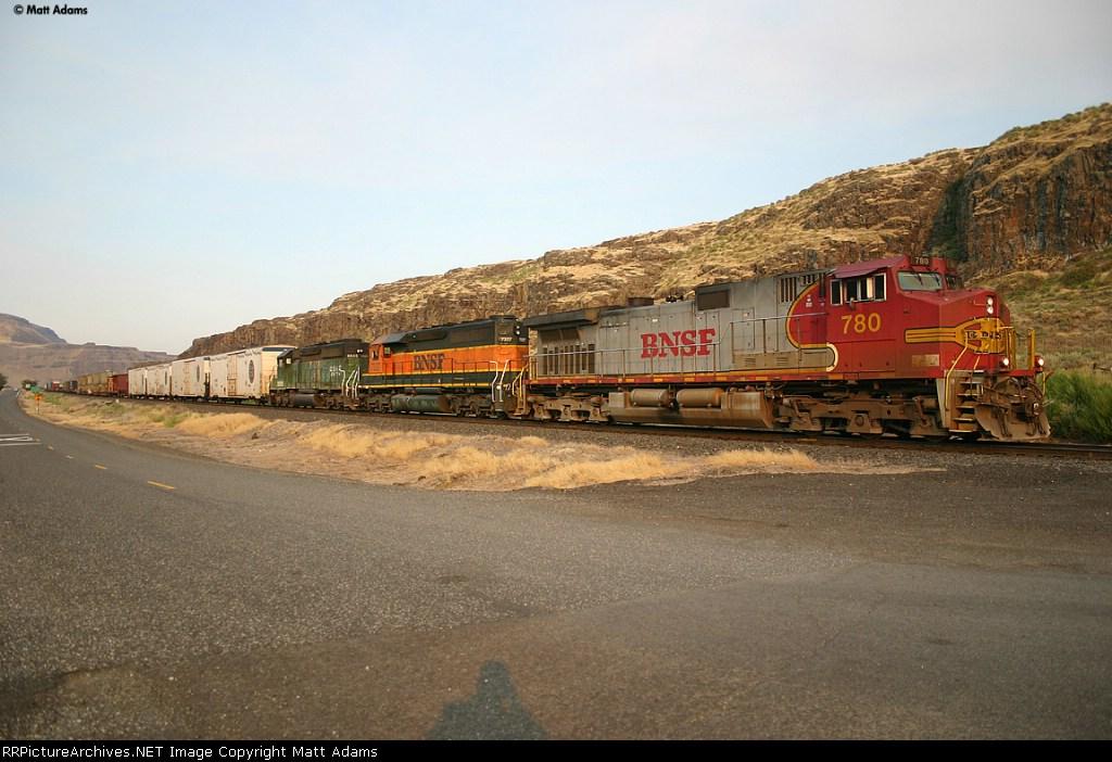 BNSF H-RRBPAS2-19W