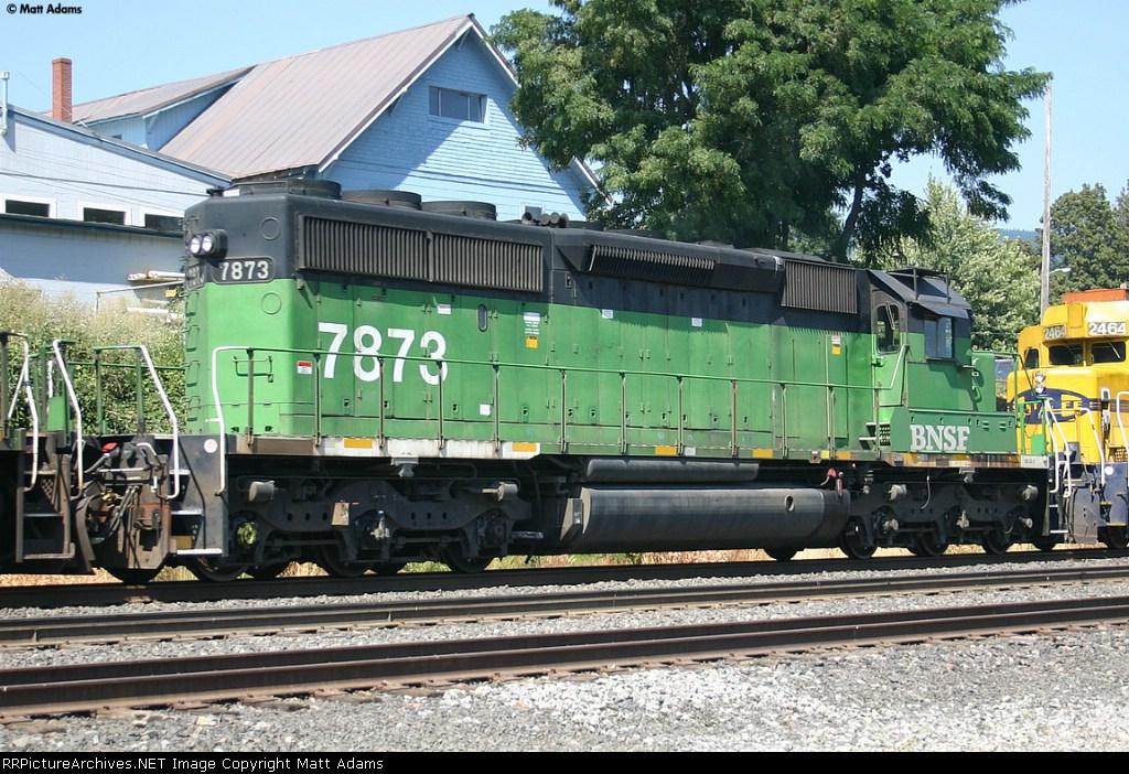 BNSF SD43-2 7873