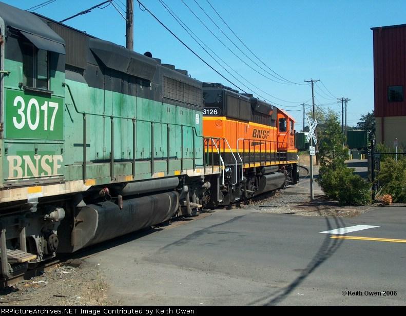 BNSF 3126