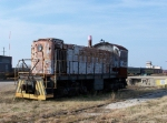 Alco S-1 awaiting restoration