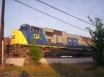 CSX 712