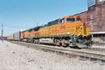 BNSF 4542