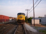 CSX 435 again