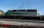 FURX SD40-2 3049