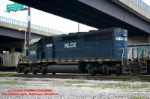 HLCX SD40-2 #8176