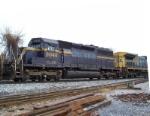 HLCX SD40M-2 #9046