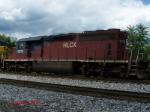 HLCX SD40-2 #6219