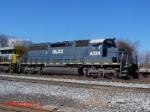 HLCX SD40-2 6334