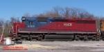 HLCX SD40M-3 6503