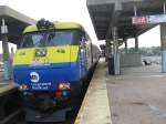 LIRR Train 8741 after it arrives