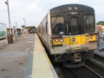 LIRR Train 6134 after it arrives