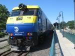 LIRR Train 200 after it arrives