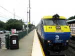 LIRR Train 2778 heads east