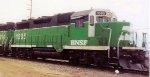 BNSF 1595