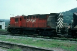 CP Rail (Canadian Pacific Limited - CP) Alco RS18 No. 8771