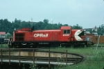 CP Rail (Canadian Pacific Limited - CP) Alco RS2 No. 8401