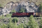 CP Rail (Canadian Pacific Limited - CP) GE AC44CW No. 9608
