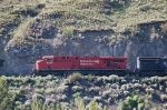 CP Rail (Canadian Pacific Limited - CP) GE ES44AC No. 8743