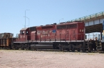 CP Rail (Canadian Pacific Limited) EMD SD40-2 No. 5573