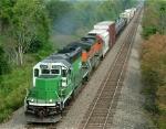FURX 7259 with train NTWGAL