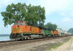 BNSF 4017