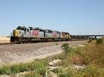 KCS 687, KCS 7015, and BNSF 6313