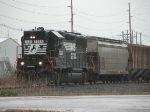 NS 7055 does some switching in the rain