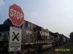 NS 6740 zooms by