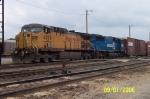 UP 6808 & NS 6753