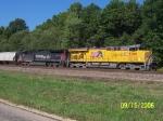 UP 5315 & SP 117
