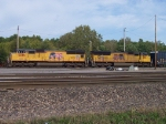 UP 5035 & UP 3816
