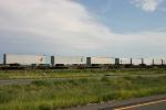 UPS on steel wheels
